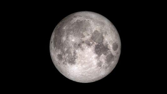 Fragen und Antworten: Wasser im Inneren des Mondes entdeckt