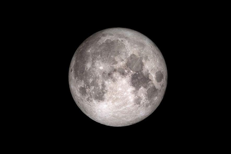 Im Mond gibt es Wasser – und zwar mehr als vermutet