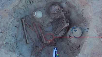 Grabfund: Müttersterblichkeit im Alten Ägypten