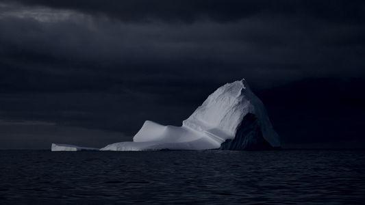 Magische Bilder fangen die wilde Kraft des Meeres ein