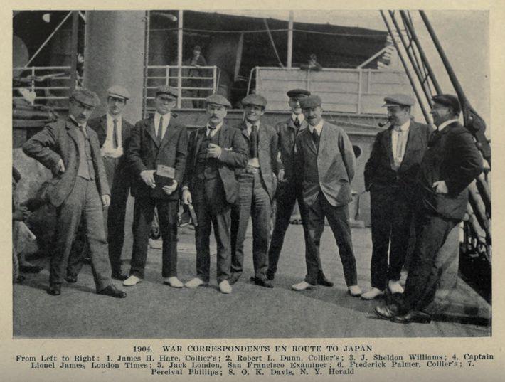 SS Siberia im Jahr 1904
