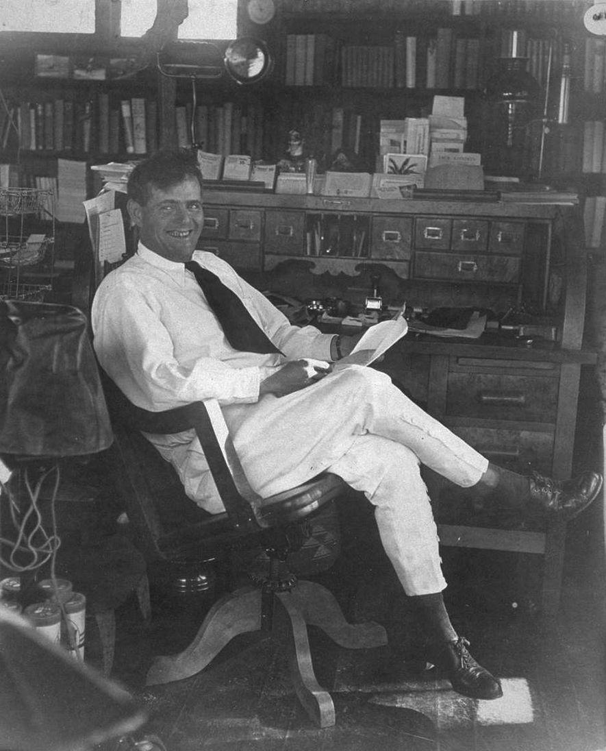 Jack London 1916.