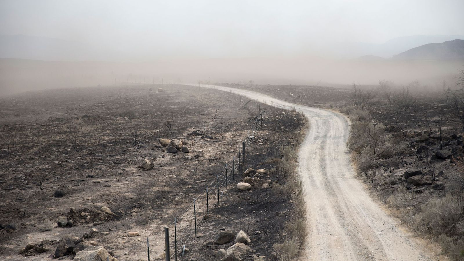 Dürre Washington Klima