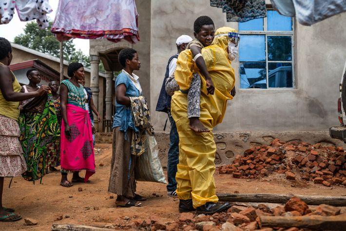 Zweitgrößer Ebola-Ausbruch der Geschichte wurde beendet