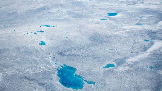 Grönlands Eis schmilzt viermal schneller als erwartet