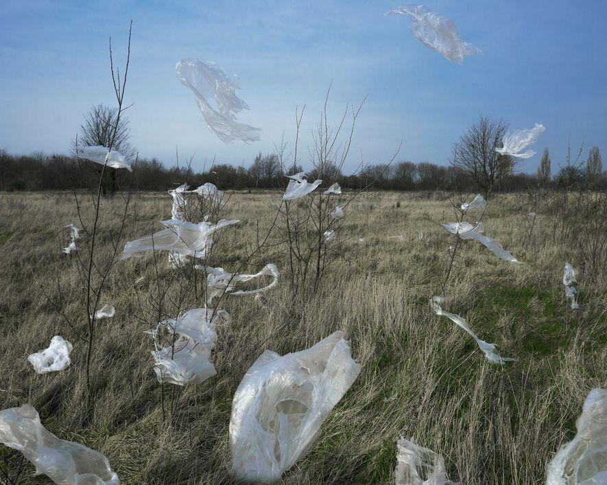 Mikroplastik verbreitet sich auch über die Luft