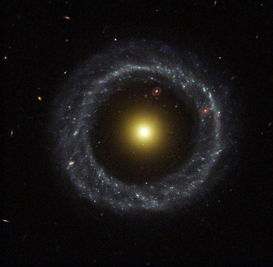 Ringgalaxie