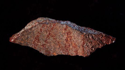 73.000 Jahre alte Kritzelei könnte älteste Zeichnung der Welt sein