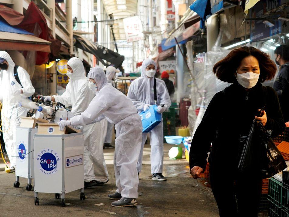 Coronavirus: Von der Epidemie zur Pandemie