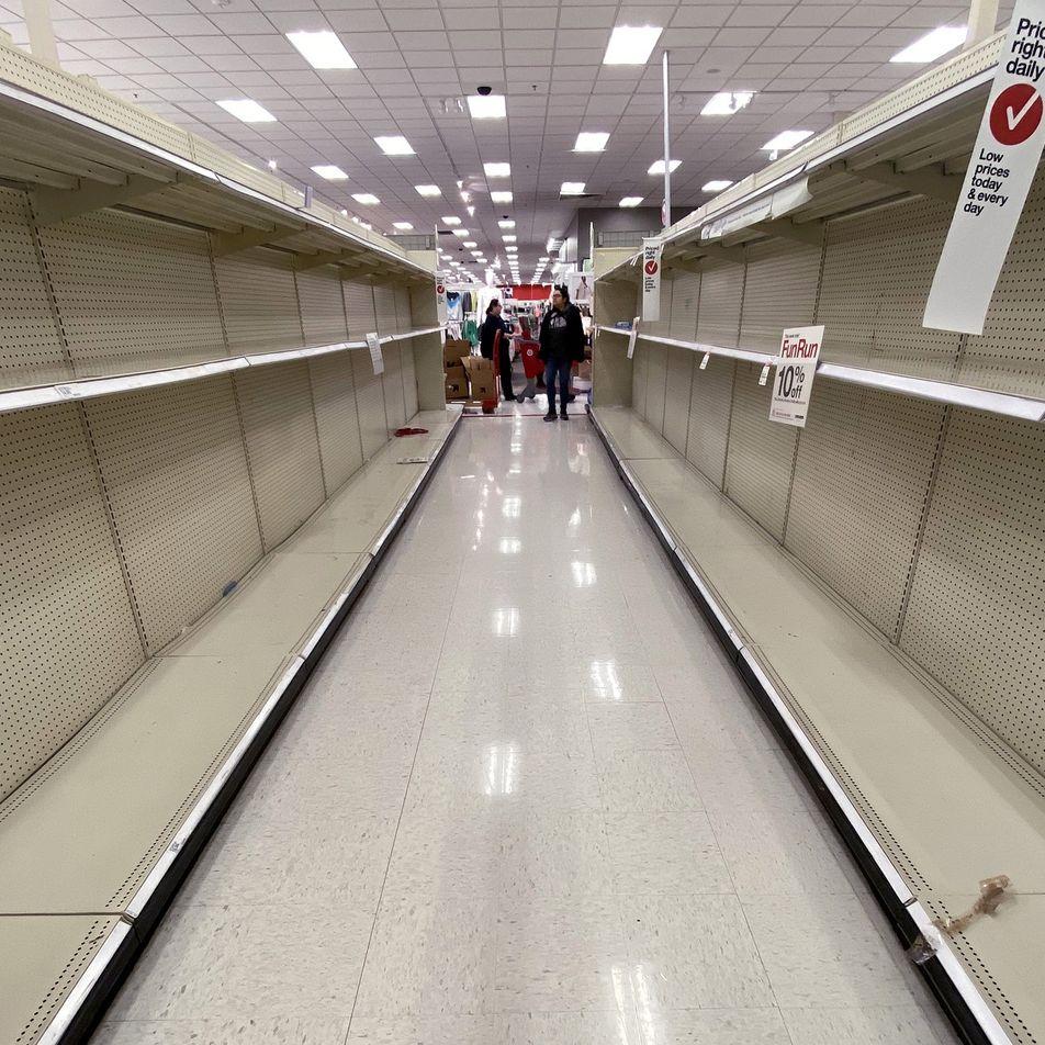 Hamsterkäufe: Ein beruhigender Blick auf die Psychologie der Panik