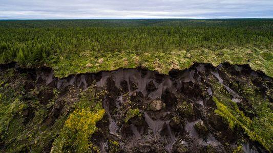 Exklusiv: Teile des arktischen Bodens gefrieren selbst im Winter nicht mehr