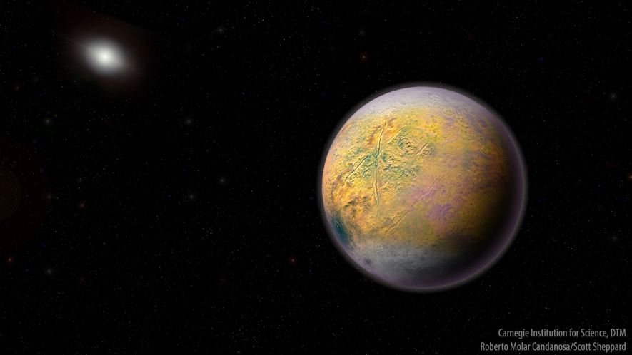 """Neues Objekt hinter Pluto deutet auf mysteriösen """"Planeten X"""" hin"""