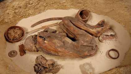 Ältestes Rezept zur Einbalsamierung von Mumien entdeckt