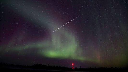 Der Nachthimmel im November 2018