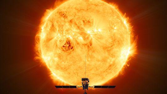 ESA-Sonde SolO soll Mysterium der Sonnenpole lösen