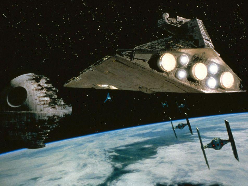 Die Wissenschaft von Star Wars
