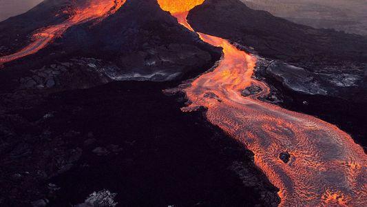 Können Erdbeben Vulkanausbrüche auslösen?