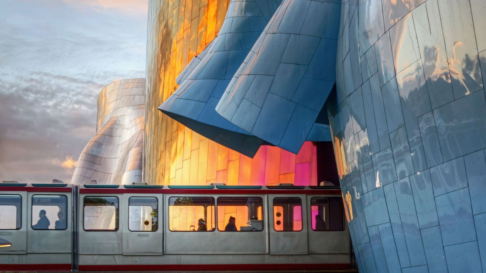 Einschienenbahn Seattle