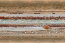 Rote Fleck des Jupiters