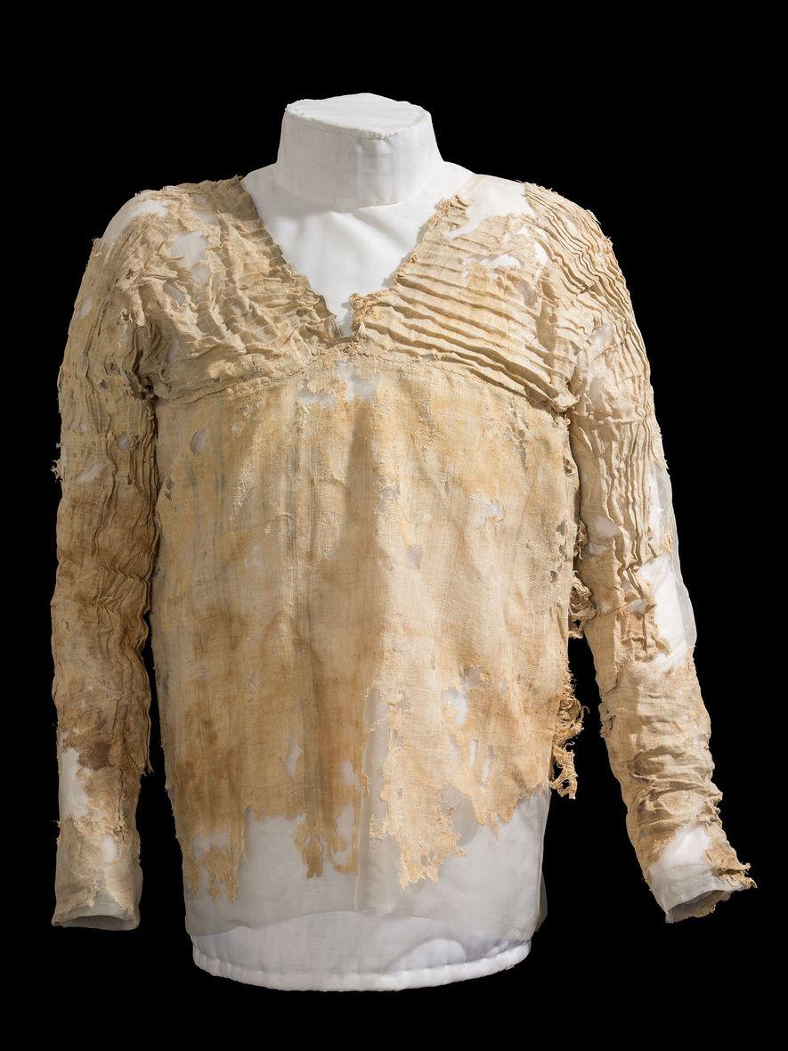 Das älteste Kleid der Welt