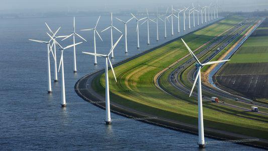 Länder, in denen Solar- und Windenergie überraschend boomen