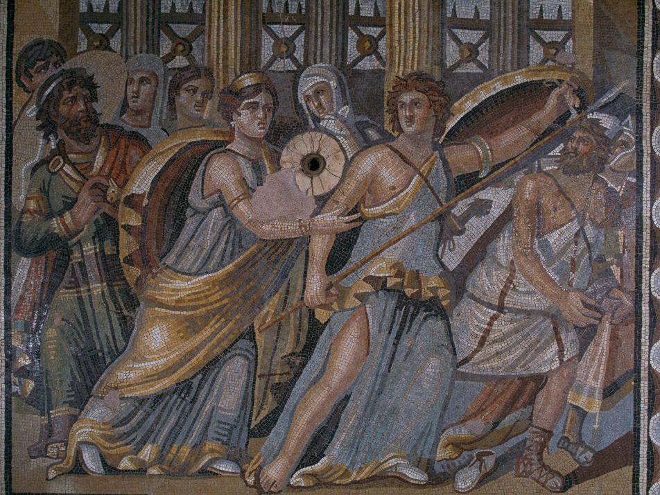 Krieg ist unausweichlich: Lektionen aus Homers Ilias