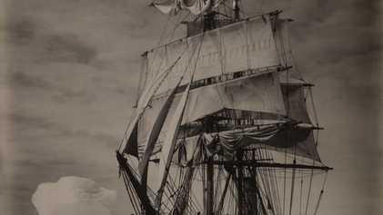 Galerie: 100 Jahre alte Fotos zeigen Antarktis vor dem Klimawandel