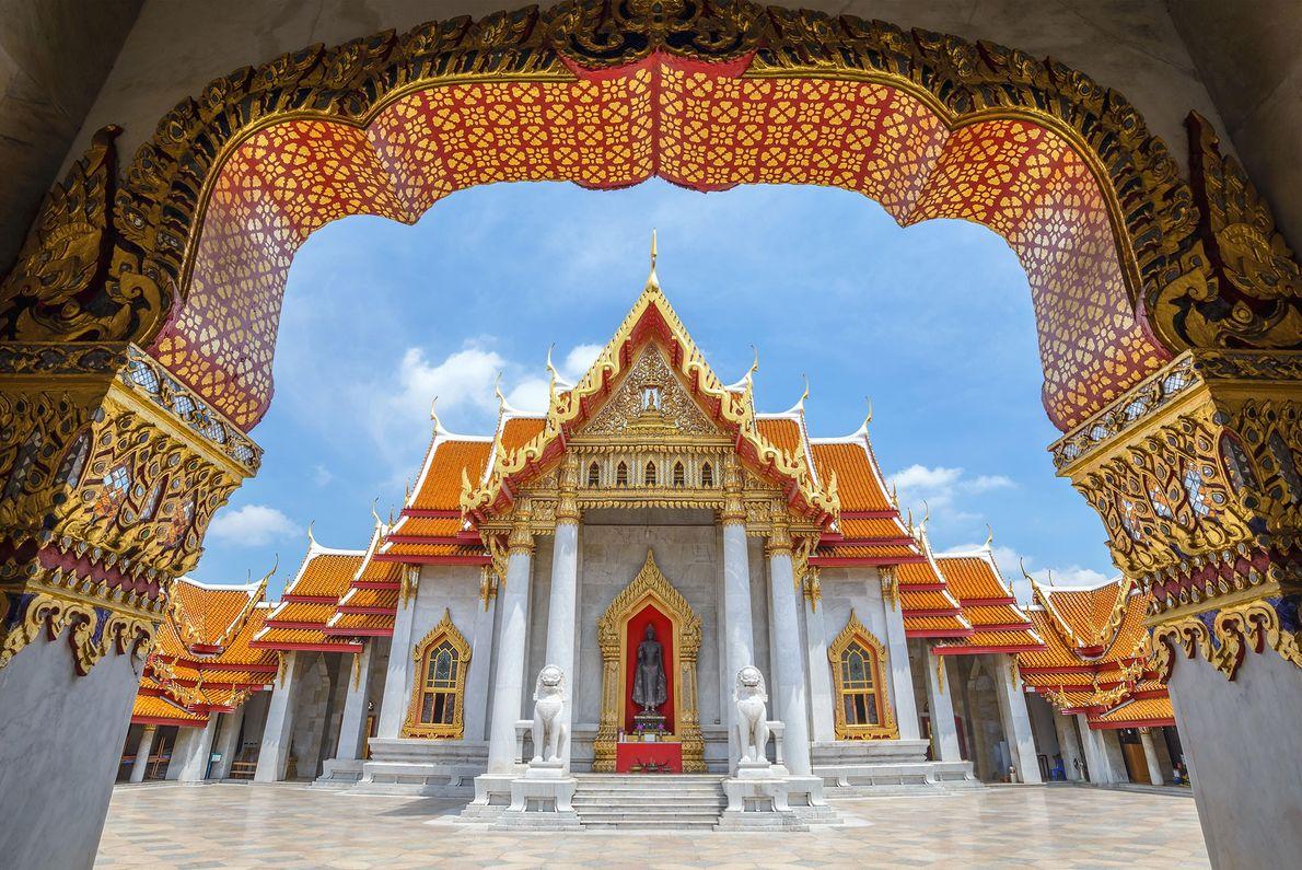 Wat Benchamabophit, Thailand
