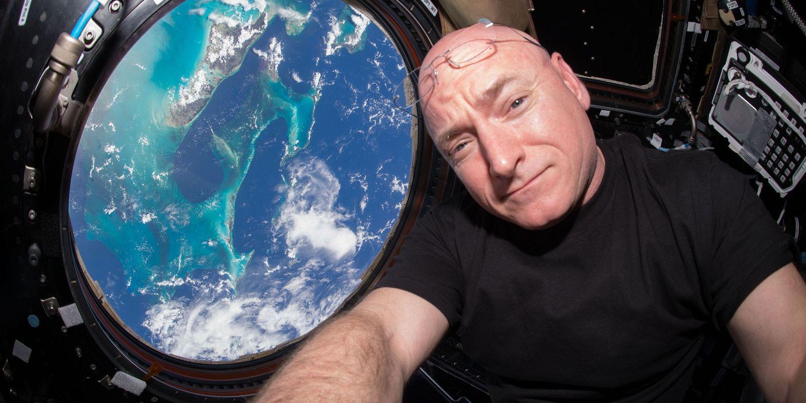 Scott Kellys Jahr im Weltraum