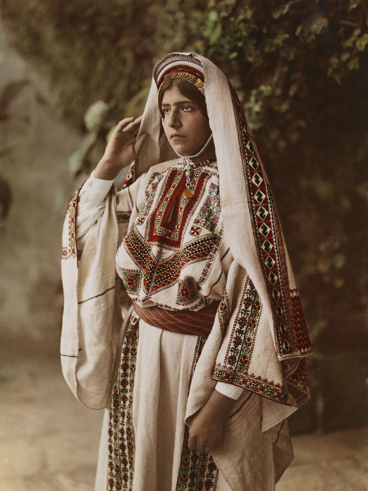 Braut aus Palästina
