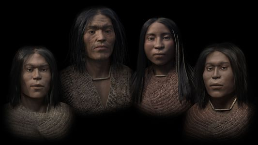 3.700 Jahre alte, reich geschmückte Häuptlingsfamilie dank Hightech wiederbelebt