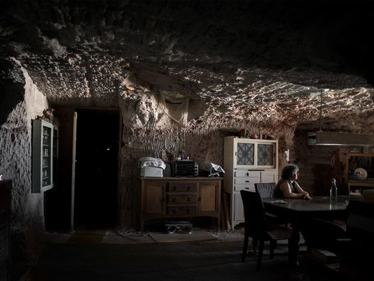 Australiens legendäre Untergrund-Stadt der Opaljäger