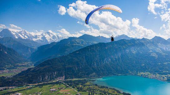Die Nummer 2 im Ranking der glücklichsten Länder der Welt: Schweiz.
