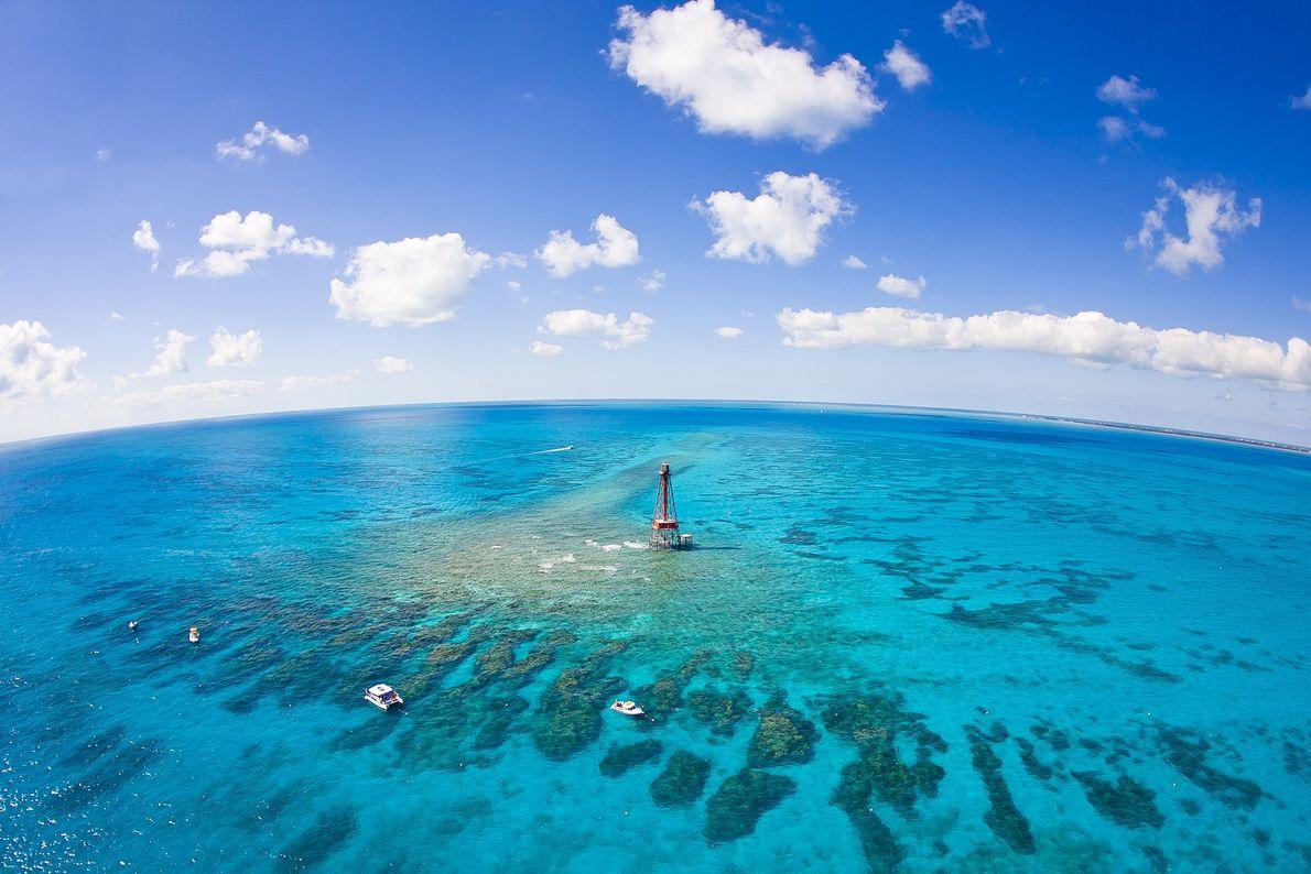 Sombrero-Korallenriffsystem vor den Florida Keys