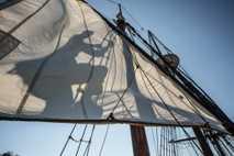 Mehr als hundert Männer, Frauen und Kinder segelten 1587 von England nach North Carolina, um eine ...