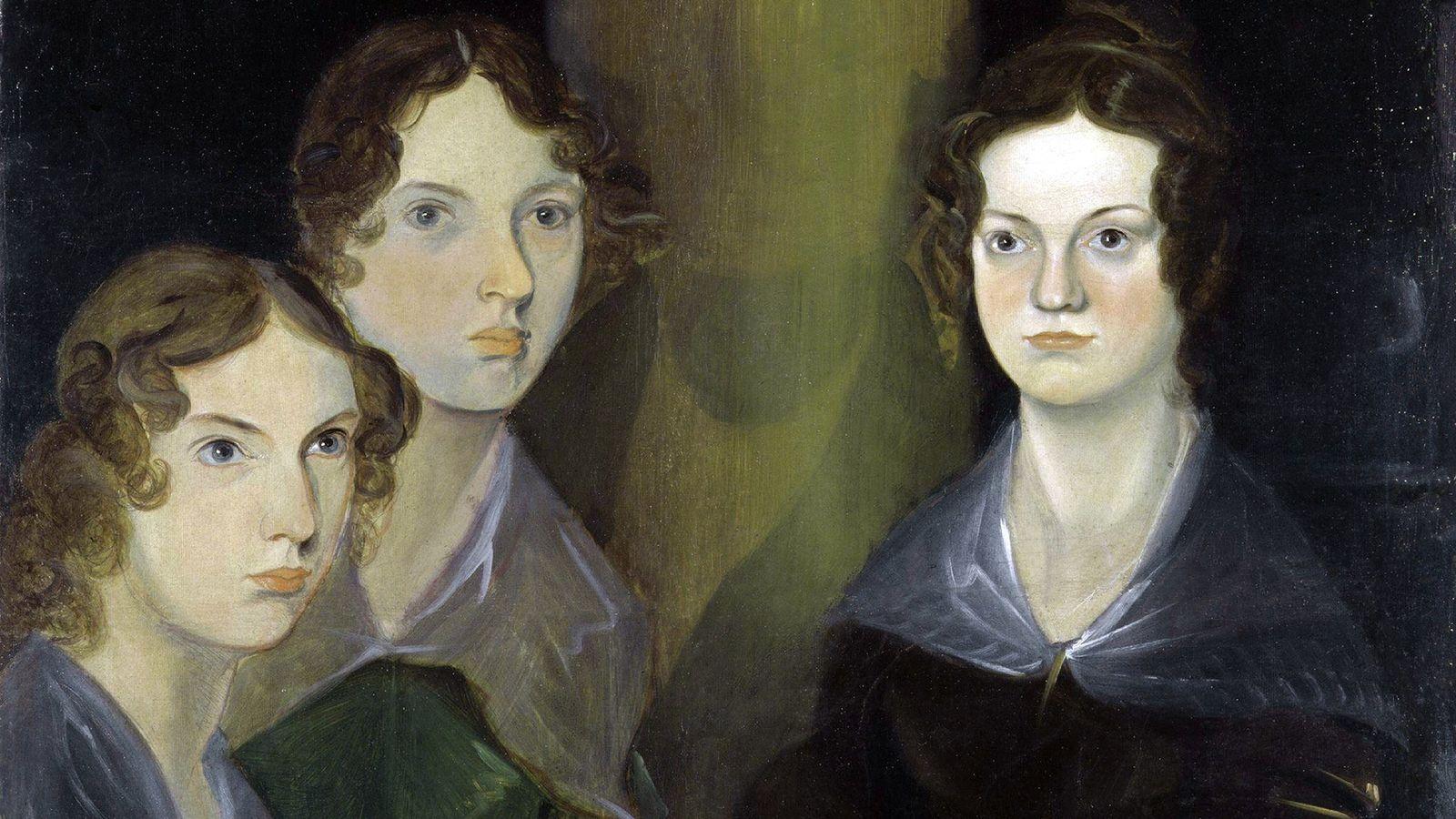 Anne, Emily und Charlotte Brontë