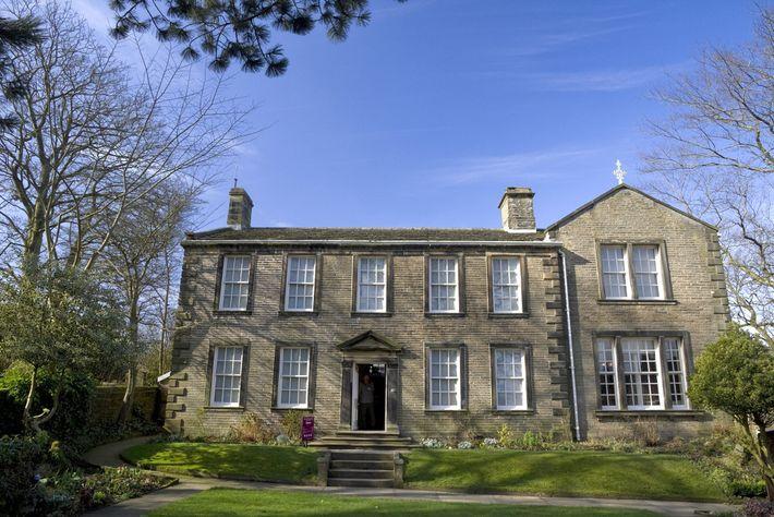 Das Heim der Familie Brontë