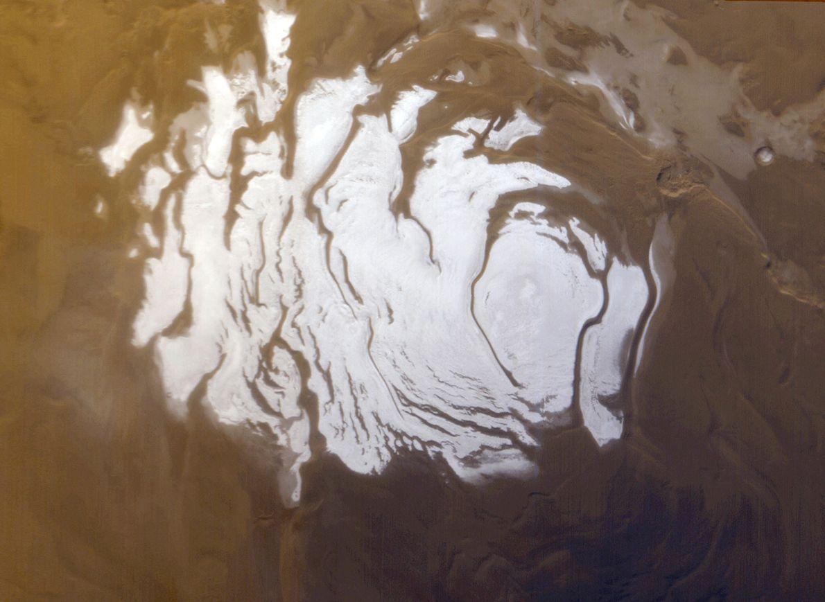 Untergrund-See auf Mars entdeckt? Fragen und Antworten