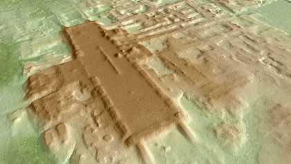 Die Wiege der Maya: 3.000 Jahre alter Monumentalbau entdeckt