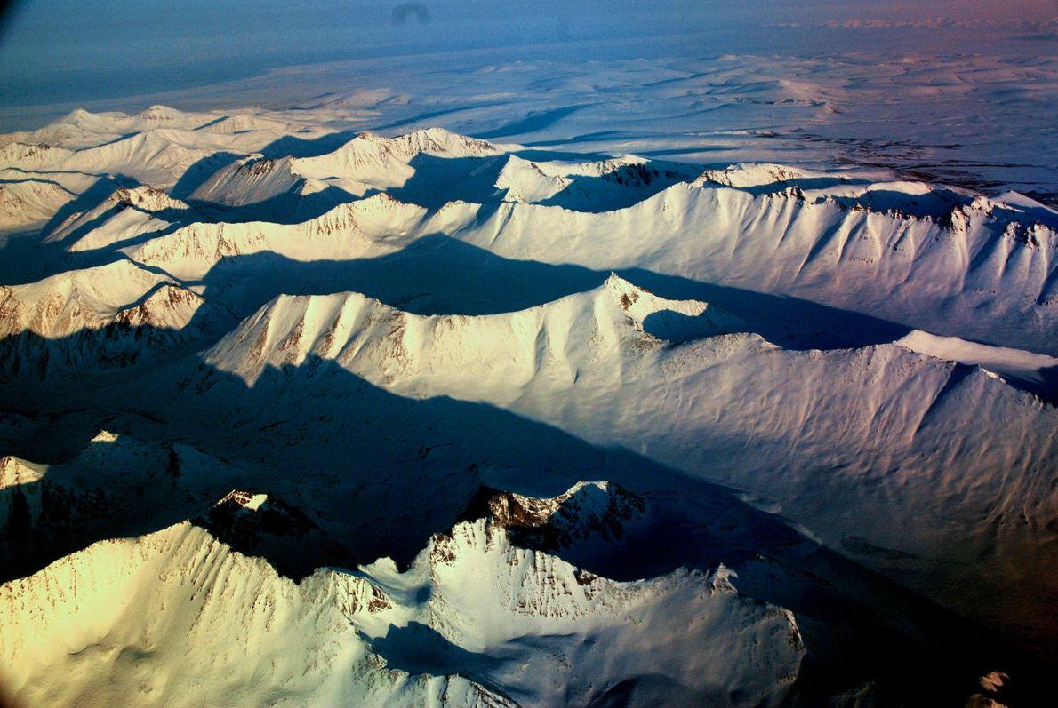 Das Klima und die Landschaft der Arktis verändern sich rasant. Für einige ihrer Bewohner ist das ...