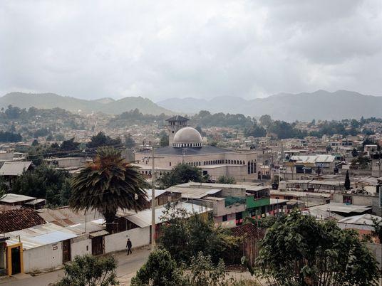 Galerie: Eine kleine Stadt in Mexiko lebt den Islam