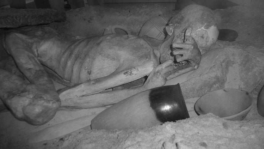 Älteste ägyptische Tattoos an Mumien gefunden
