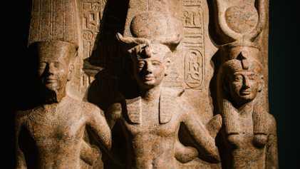 Galerie: Artefakte zu Ehren Ägyptens mächtiger Herrscherinnen