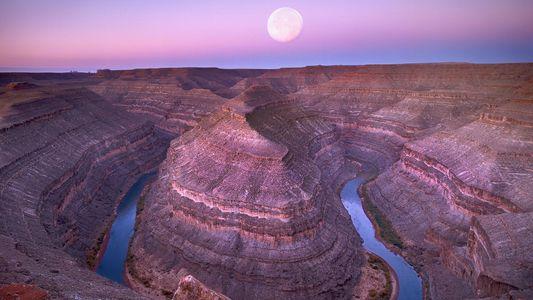 Licht ins Dunkel: Mondphasen und Mondnamen erklärt