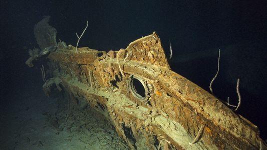 Galerie: Titanic wurde während Geheimmission des Kalten Krieges entdeckt