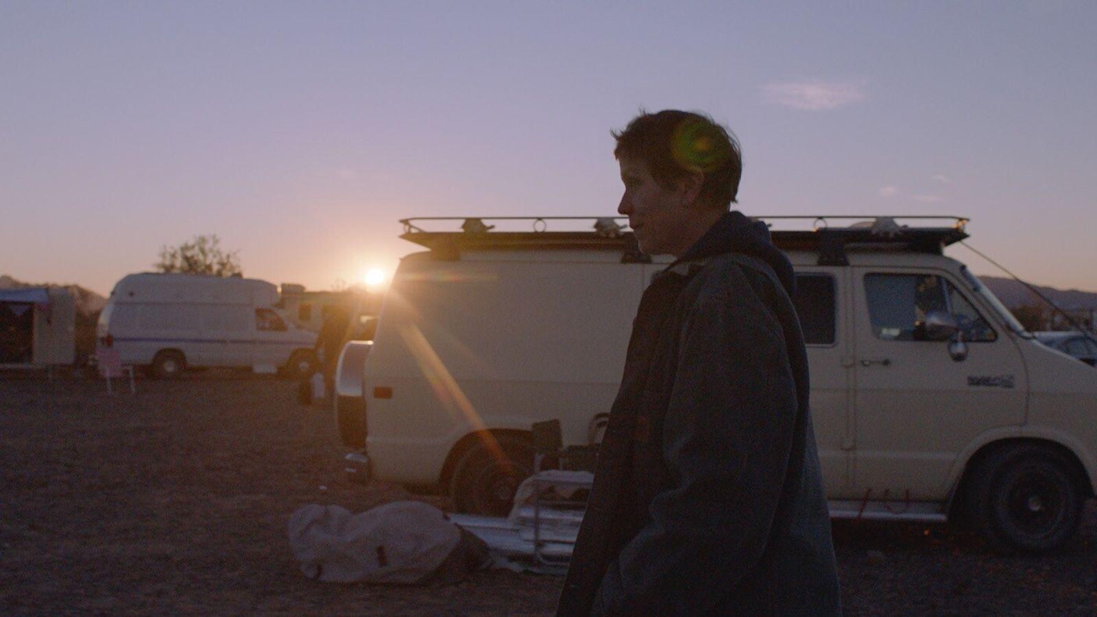 Immer mehr US-Amerikaner werden zu modernen Nomaden und fahren in RVs durchs Land, um saisonale Arbeit ...