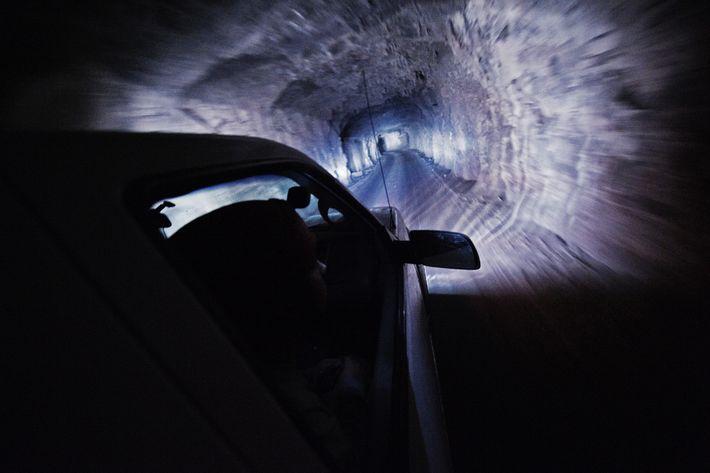 Höhle der Kristalle in Naica