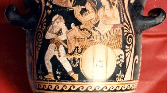 Dionysos-Vase