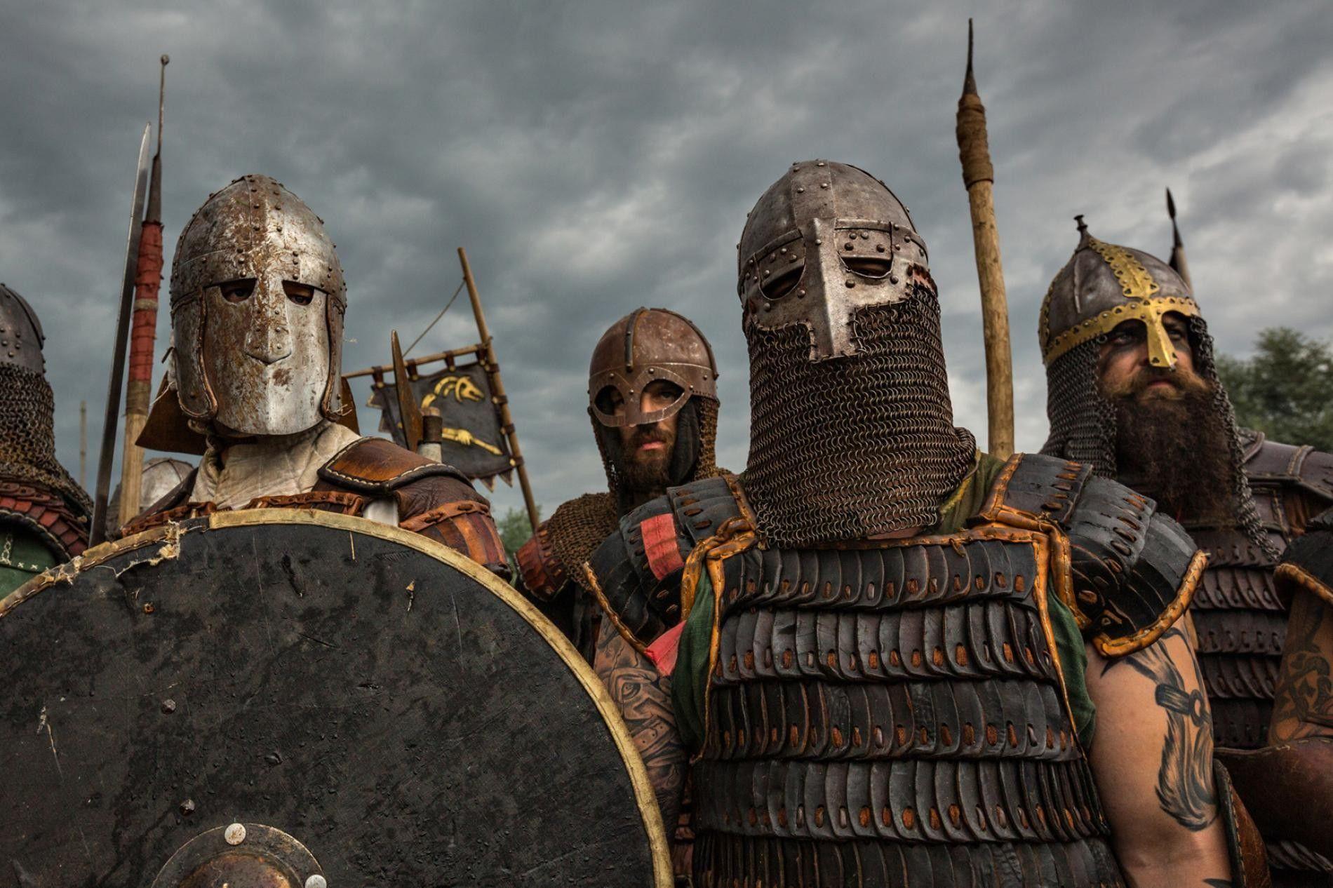 So kämpften die Wikinger