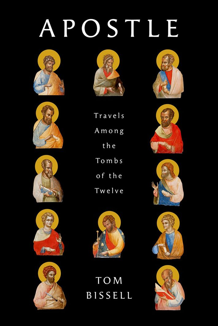 "Buchcover für ""Apostle: Travels Among the Tombs of the Twelve"""